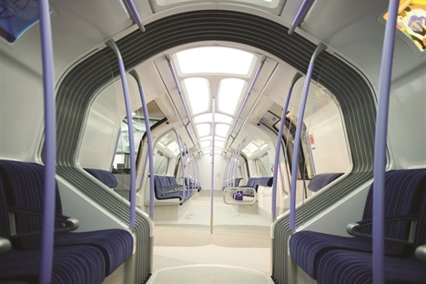The 'New Tube for London'