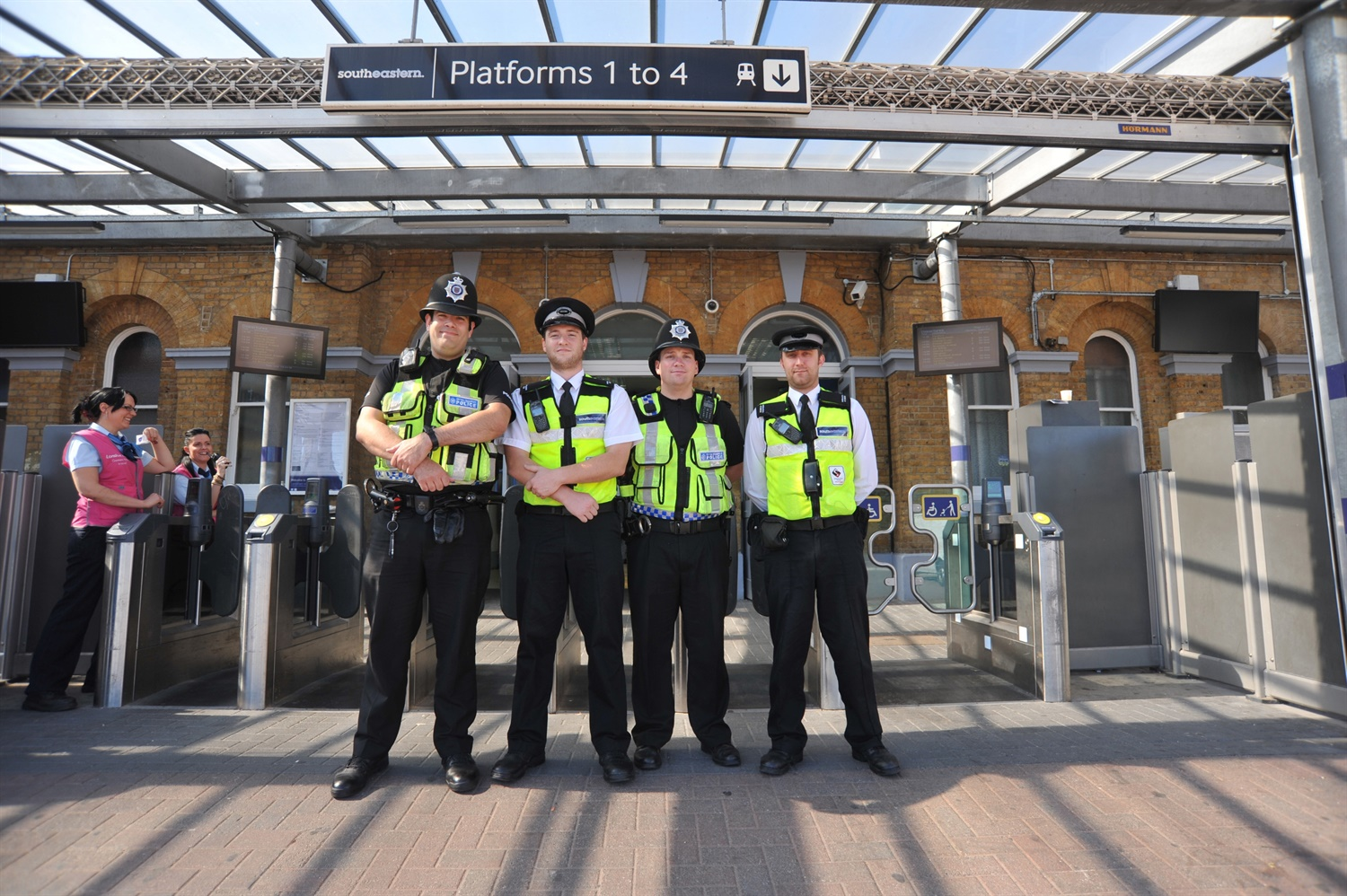 Recent security improvements on the UK's rail network