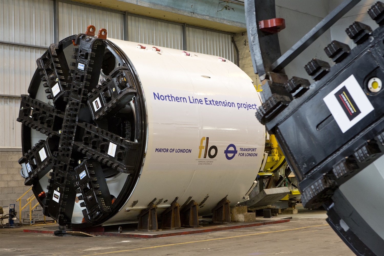 TBMs for Northern Line extension all set for testing