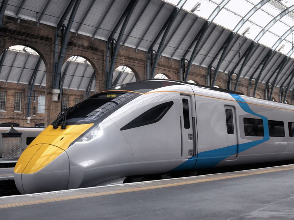 FirstGroup finalises £100m order for Hitachi trains as plans for London-Edinburgh rail link move forward