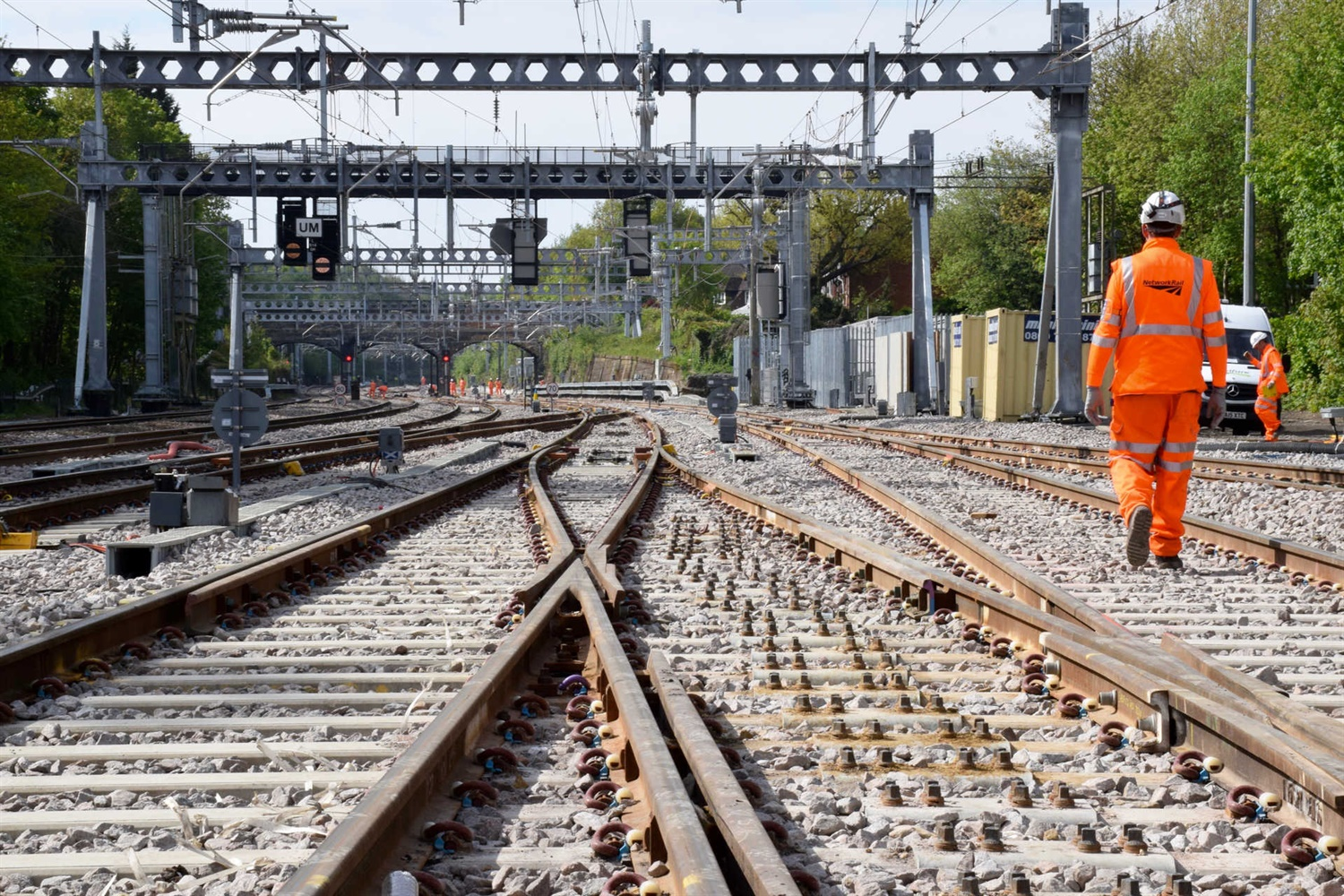Southend to undergo rail makeover