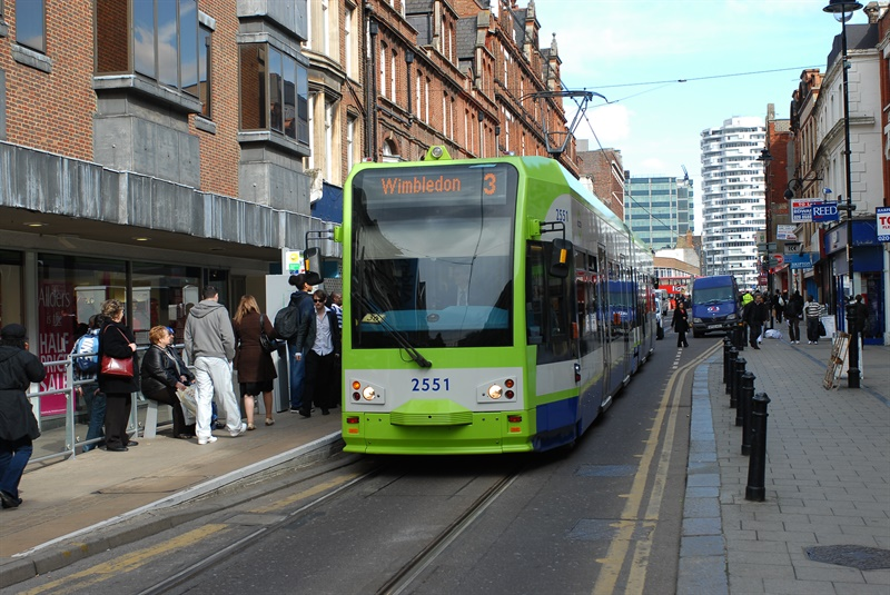 Transport for London plans Tramlink extension in Croydon
