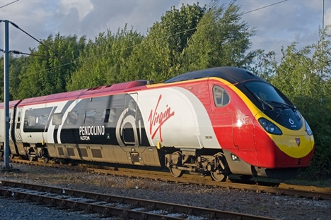 Network Rail 'breaching contract' with Virgin
