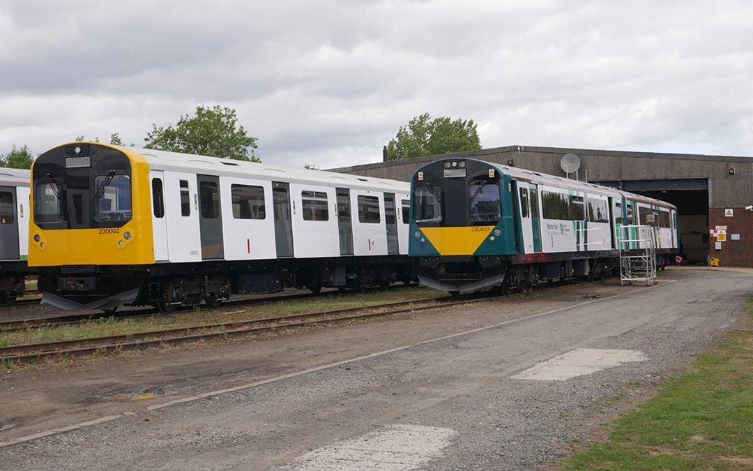 Future Vivarail Class 230 trains for London Northwestern Railway delayed by technical issues