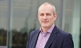 Siemens appoints new UK rolling stock boss